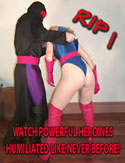 Watch Powerful Heroines Humiliated Like Never Before!