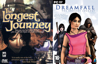 The Longest Journey & TLJ: Dreamfall