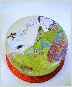 Matthew's cake