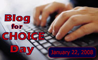 Blogging For Choice